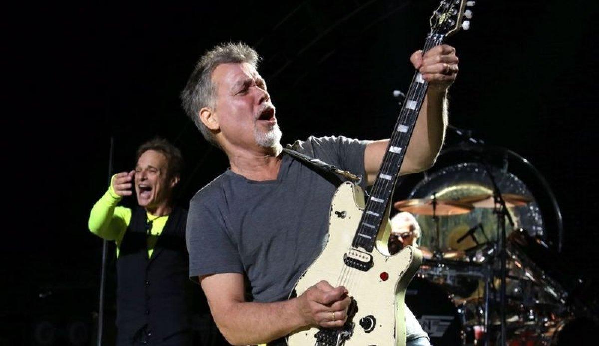 Eddie Van Halen kimdir? Ölüm nedeni nedir? Eddie Van Halen biyografisi #4