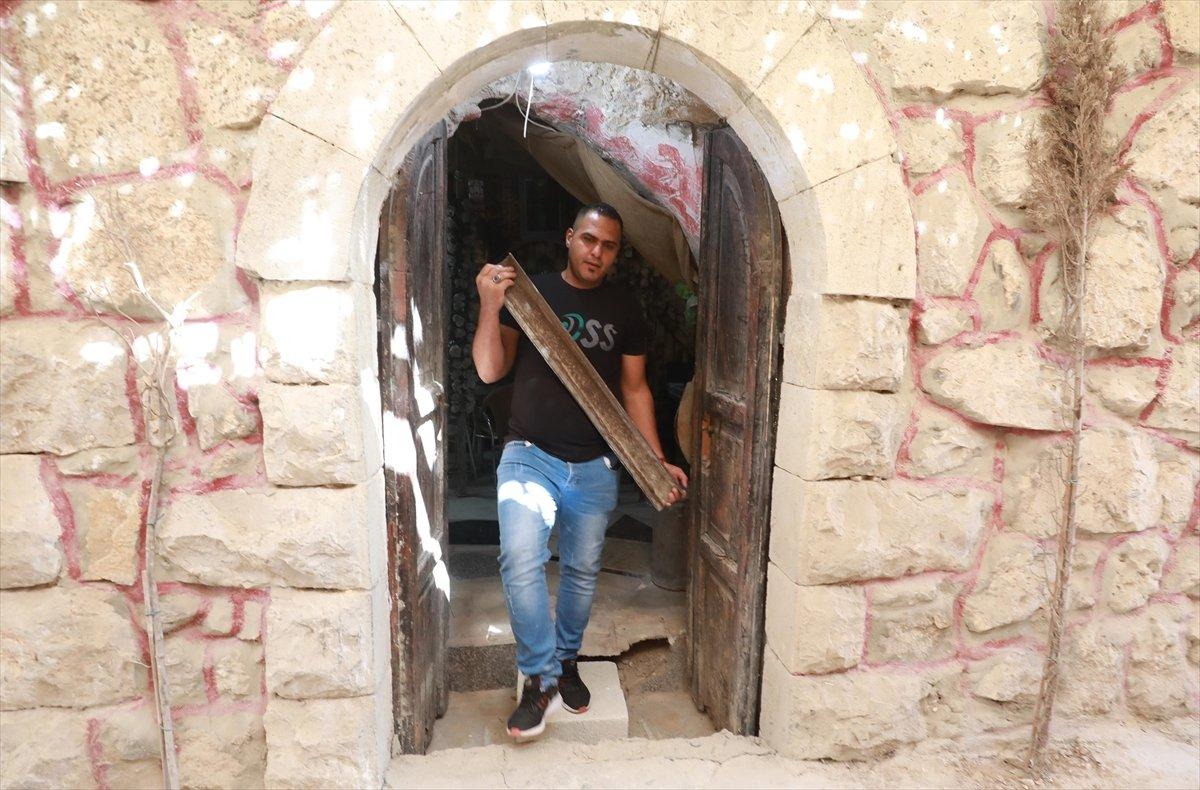 Filistinli koleksiyoncu, Hicaz Demir Yolu ndan kalan parçayı Türkiye ye vermek istiyor #7