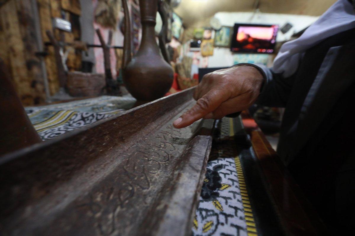 Filistinli koleksiyoncu, Hicaz Demir Yolu ndan kalan parçayı Türkiye ye vermek istiyor #12