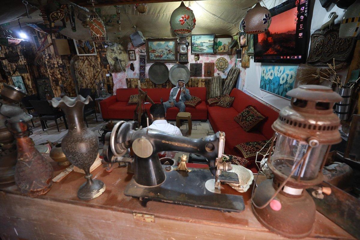 Filistinli koleksiyoncu, Hicaz Demir Yolu ndan kalan parçayı Türkiye ye vermek istiyor #13
