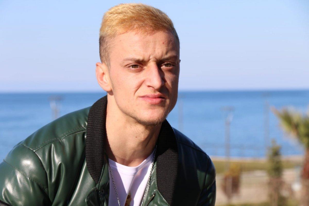 Mesut a benzeyen genç: Zonguldaklı Mustafa #4