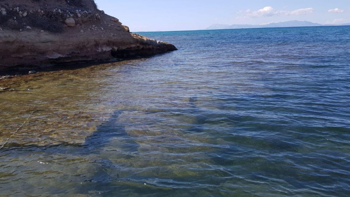 Didim de su altında kalmış 5 bin yıllık liman bulundu #2