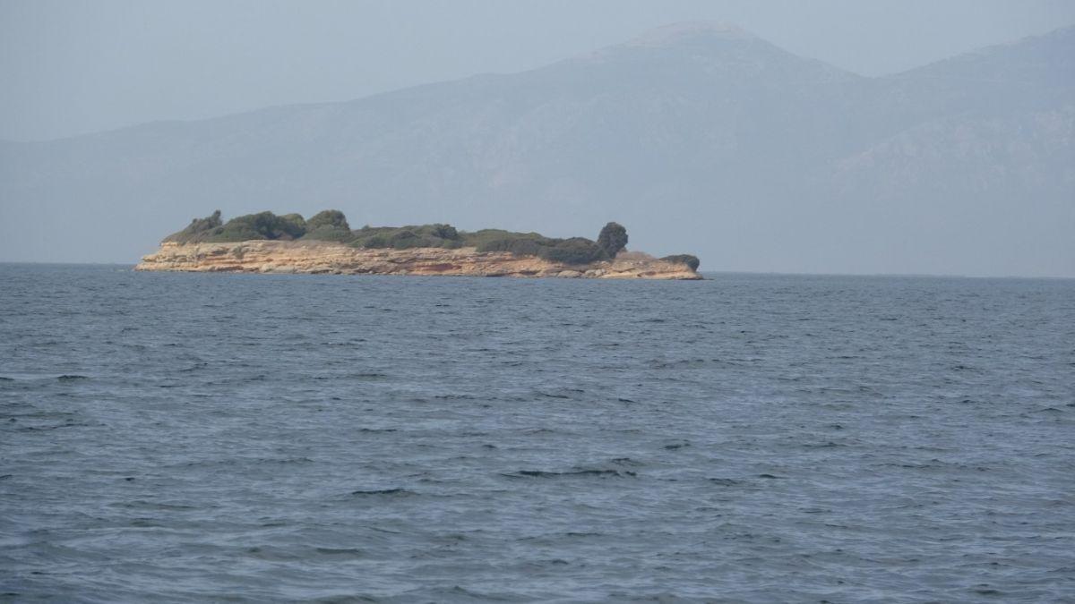 Didim de su altında kalmış 5 bin yıllık liman bulundu #6