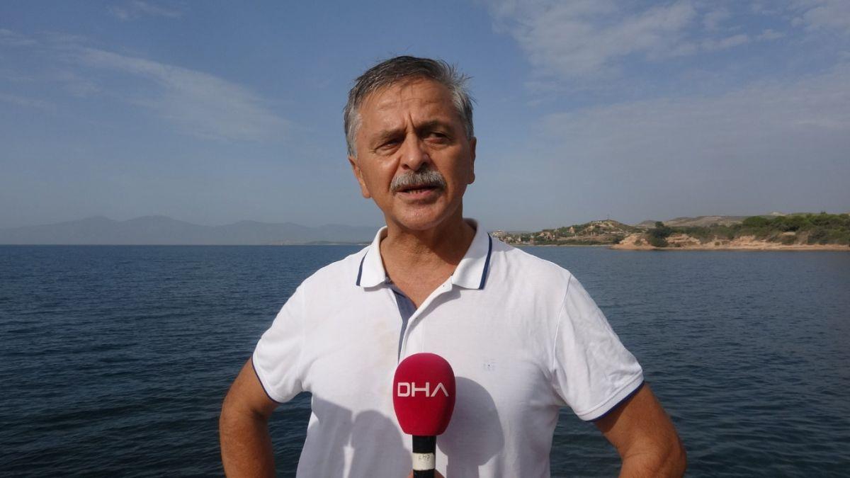 Didim de su altında kalmış 5 bin yıllık liman bulundu #10